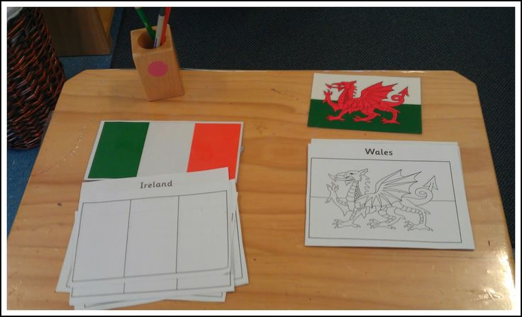 Teaching about Europe in the Montessori Classroom. | Montessori Nature