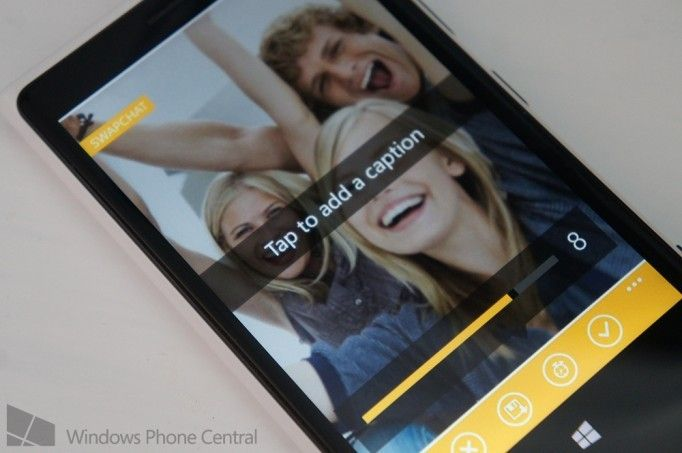Unofficial Snapchat app 'Swapchat Free' returns to the Windows Phone Store [Update: and it's gone]