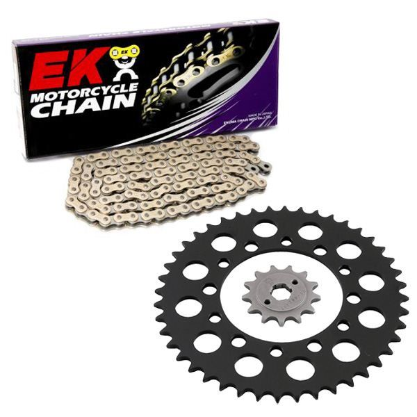 DUCATI 696 Monster 08-12 Chain and Sprocket Kit