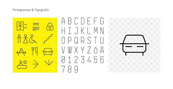 BrandCrew Branding — Wayfinding Mercado Libre Brasil  #icon #icons #icondesign #iconset #iconography #iconic #picto #pictogram #pictograms #symbol #sign #zeichensystem #piktogramm #geometric #minimal #graphicdesign #mark #enblem #grid #icongrid #gridsystem #iconmanual #manual