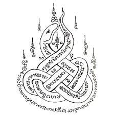 64 best ideas about sak yant designs on pinterest magic for 333 tattoo meaning