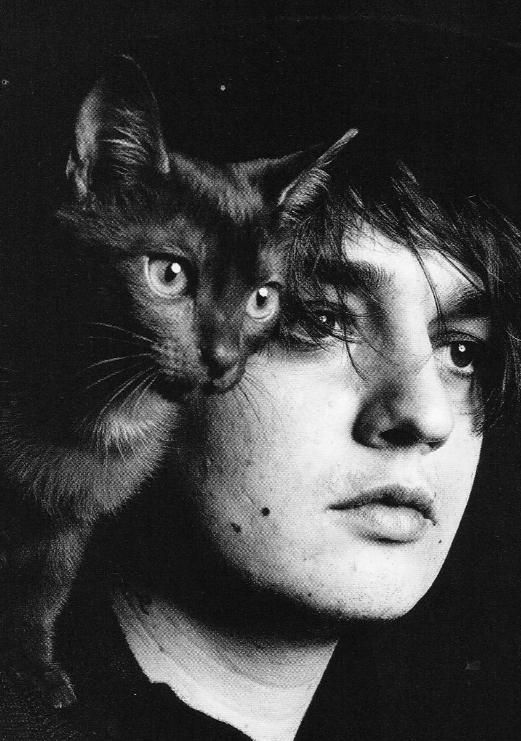 Looking through the eyes of perception. Pete Doherty #catseyes #majestic