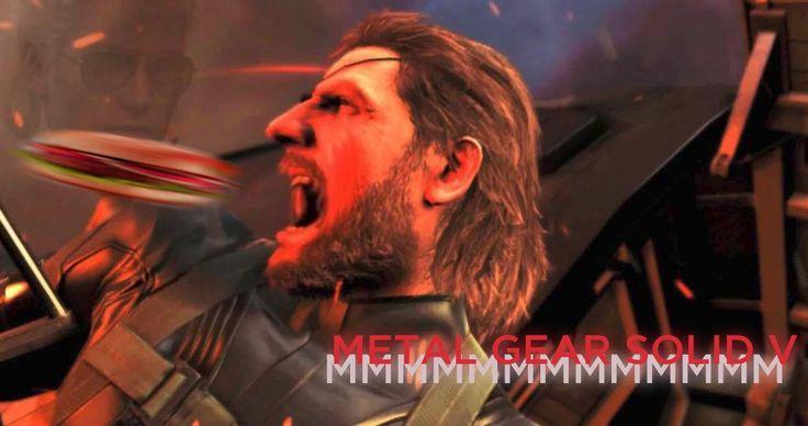 Another edit by me #MetalGearSolid #mgs #MGSV #MetalGear #Konami #cosplay #PS4 #game #MGSVTPP