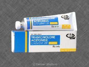 Triamcinolone Cream (Triamcinolone Acetonide Cream) Patient Information: Side Effects and Drug Images at RxList