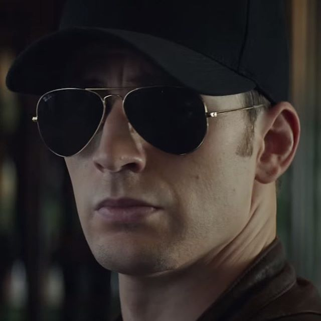 The Ray-Ban Aviator sunglasses that Chris Evans (Steve ...
