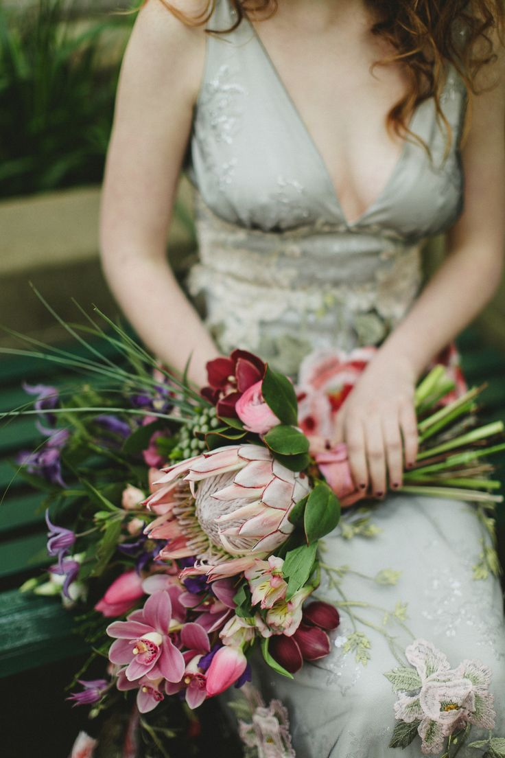 wildly lovely bouquet | repin via: hannah hinckley