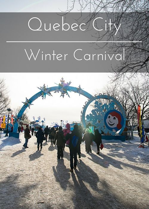 Frosty Fun at Quebec's Winter Carnival