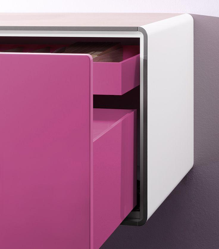 11 best Küche images on Pinterest Contemporary unit kitchens