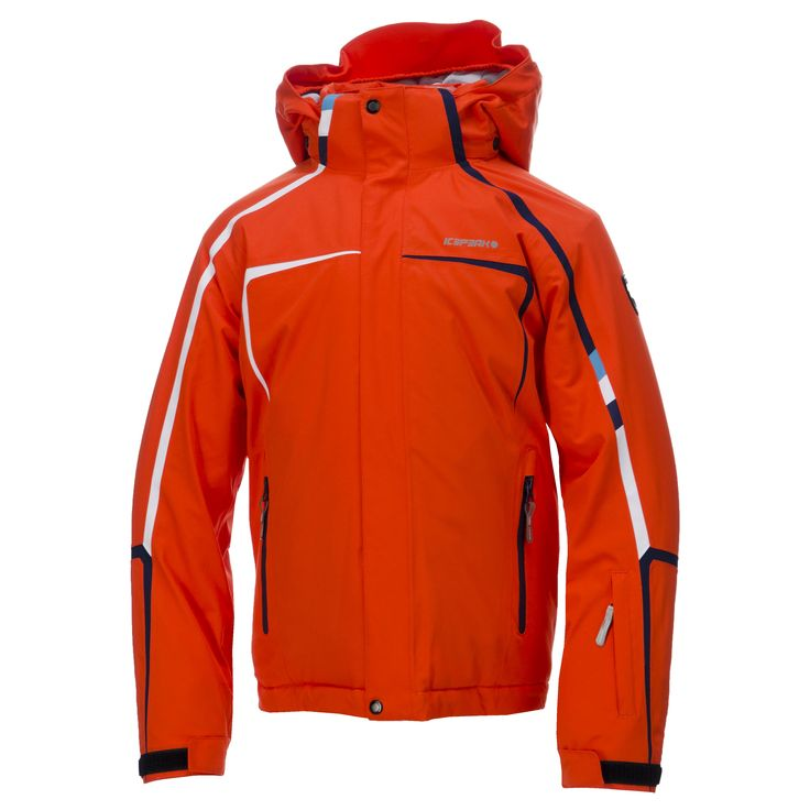 Icepeak, Nicolas JR ski-jas kinderen, Oranje