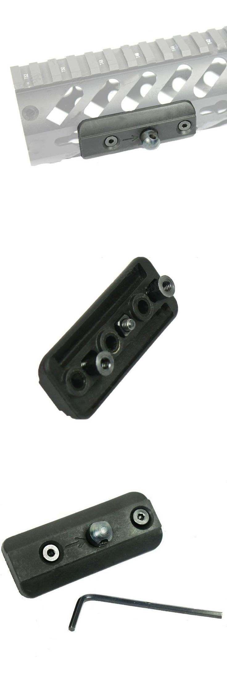 [Visit to Buy] 20mm Bipod Adapter for Keymod Rail System Fit Handguard Picatinny Rail Plastic Adapter for Hunting Accessories #Advertisement