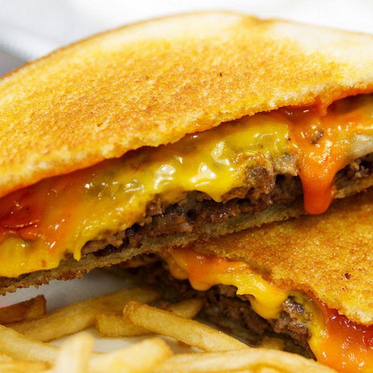 Copycat Steak 'n'shake Frisco Melts Recipe. Could be dangerous, such a guilty pleasure