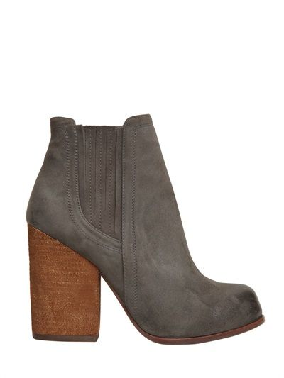 JEFFREY CAMPBELL  100MM SUEDE BOOTS - http://lustfab.com/shop-lust/jeffrey-campbell-100mm-suede-boots/