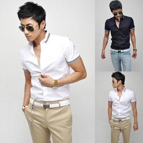 Best summer dress clothes for men