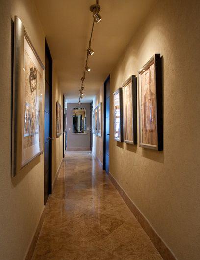 Las 25 mejores ideas sobre decorar el pasillo largo en for Como decorar un pasillo estrecho