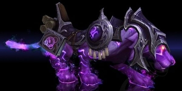 World Of Warcraft's Mystic Runesaber Mount Coming This Week