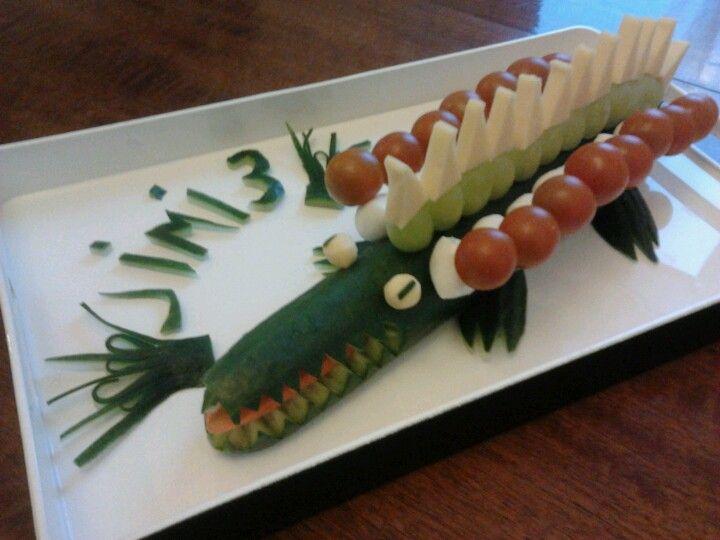 Komkommer Krokodil