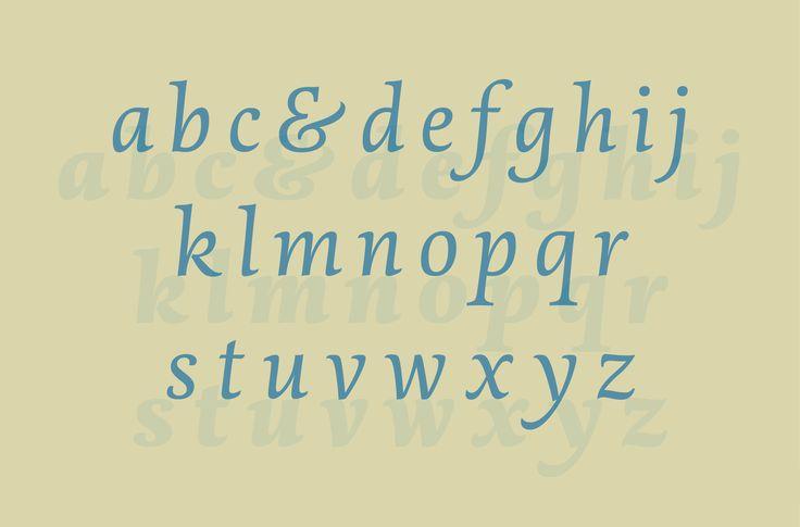 Example Dorian Italic and Black Italic.