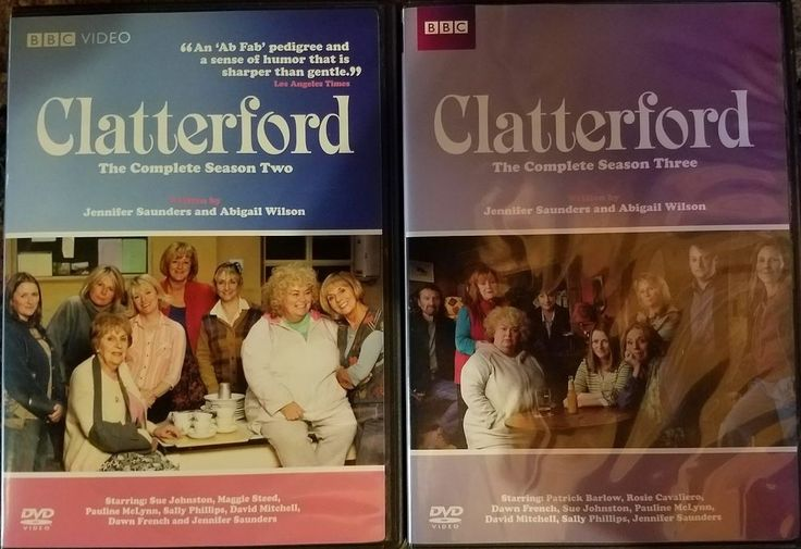 BBC America DVDs CLATTERFORD Season Two & Three | DVDs & Movies, DVDs & Blu-ray Discs | eBay!