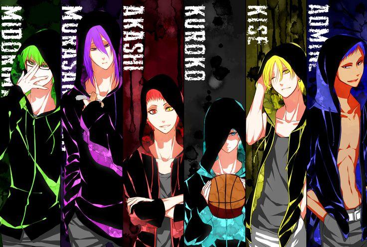 The Official Kuroko No Basket Thread - Anime - OneHallyu
