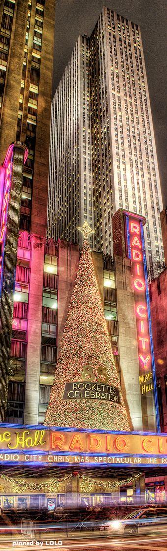NYC Radio City Music Hall | LOLO