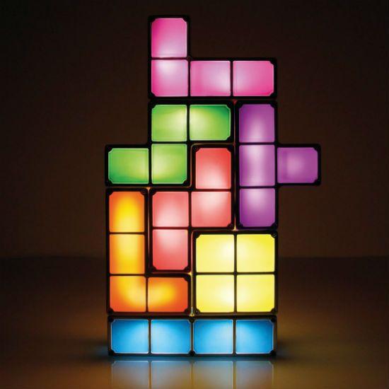 Stackable Tetris Light