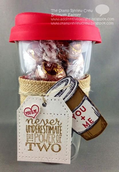 Valentine Gift For Hubby Stampin Up Pinterest Gift
