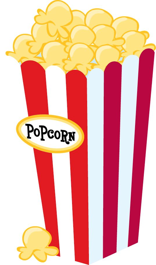 7 best clip art movie night images on pinterest movie nights rh pinterest com clipart of popcorn box clipart image of popcorn