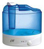 SPT - 2 Gal. Ultrasonic Cool Mist Humidifier - Blue/White