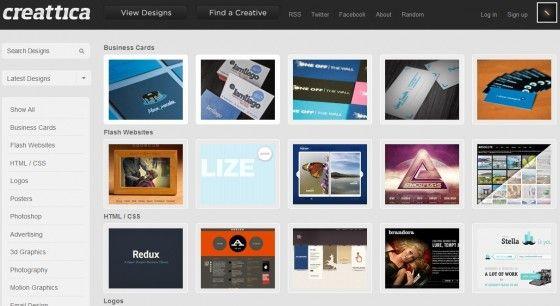 10 redes sociales para diseñadores y artistas gráficos