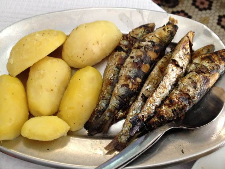 Grilled Sardines, or Sardinhas na Brasa, is one of the most traditional styles of cooking sardines.