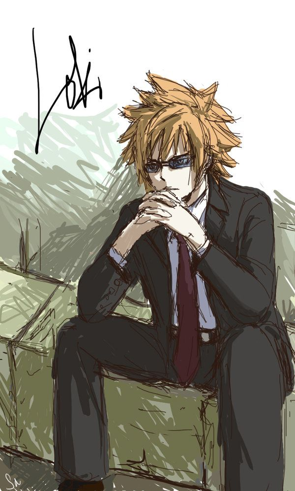 Fairy Tail  hot loki | deviantART: More Like Nalu: Fairy Tail high school by ~sandra020