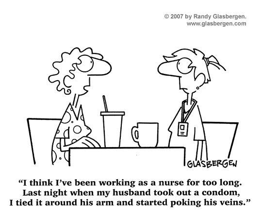 Nursing...haha