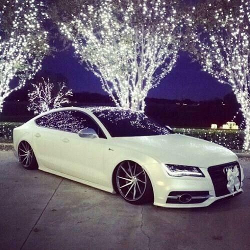 El coche más hermoso del mundo