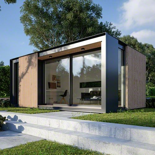 Sky Pod A Large Outdoor Leisure Space Built To Last