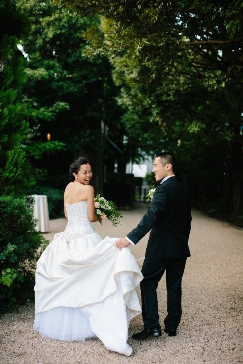 日本で作るアメリカの伝統的結婚式   One Sweet Day #weddingdress #wedding #ウェディング #結婚式 #ウェディングドレス