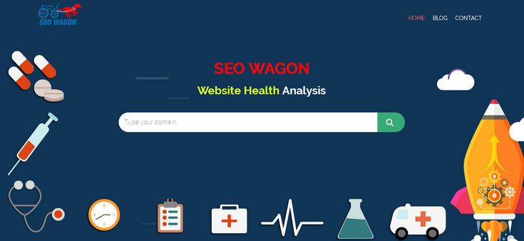 Seo Wagon – Providing free seo analyzer or seo reporting tool. When you are a seo specialist, web designer or need the clear aspect about your website