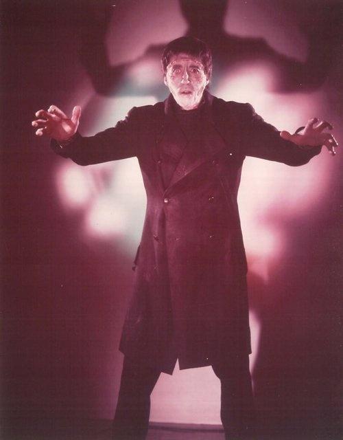 Christopher Lee-THE CURSE OF FRANKENSTEIN (1957)