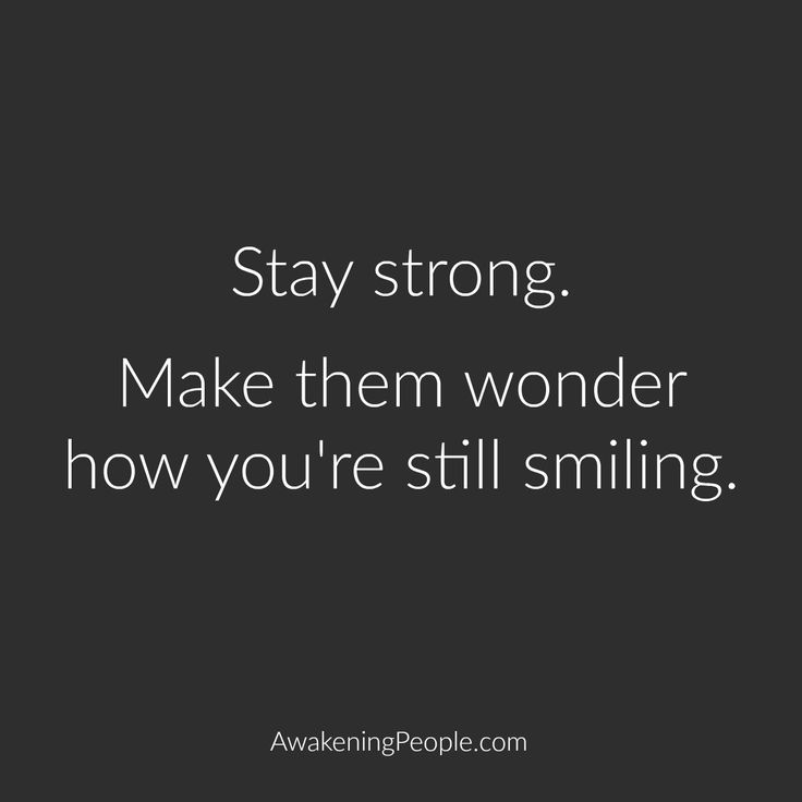 *See more Strength Quotes* https://www.pinterest.com/QuotesArchive/strength-quotes/ @QuotesArchive #Strong #Smile #Wonder