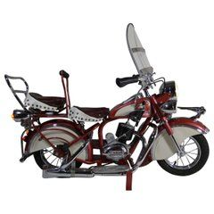 Small Carousel Indian Motorbike by Lenaerts