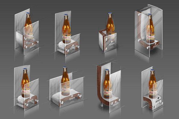 Affligem – Premium on-premise POS material on Behance