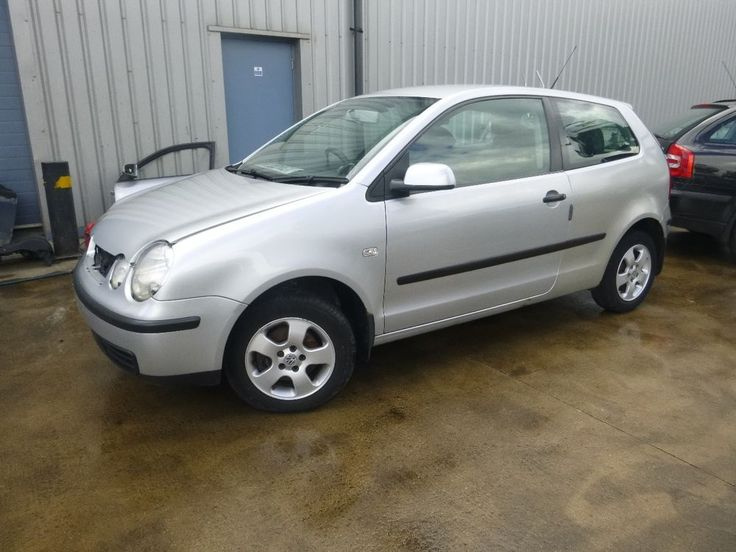 VOLKSWAGEN VW POLO 9N 2003 1.2 PETROL 2002-2005 3 DR HATCH - BREAKING FOR SPARES