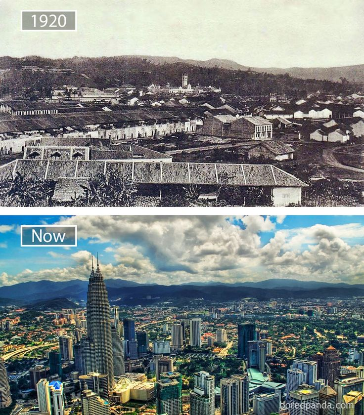 Best History Then And Now Images On Pinterest Before After - Before and after world