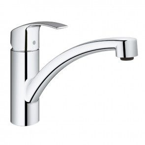 Grohe Eurosmart Single Lever Kitchen Sink Mixer Tap   33281002