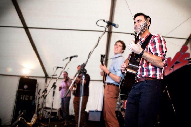The Seals, killing it at Ruby's Bar!!  Fairbridge Festival 2014  https://www.facebook.com/FolkworldFestival