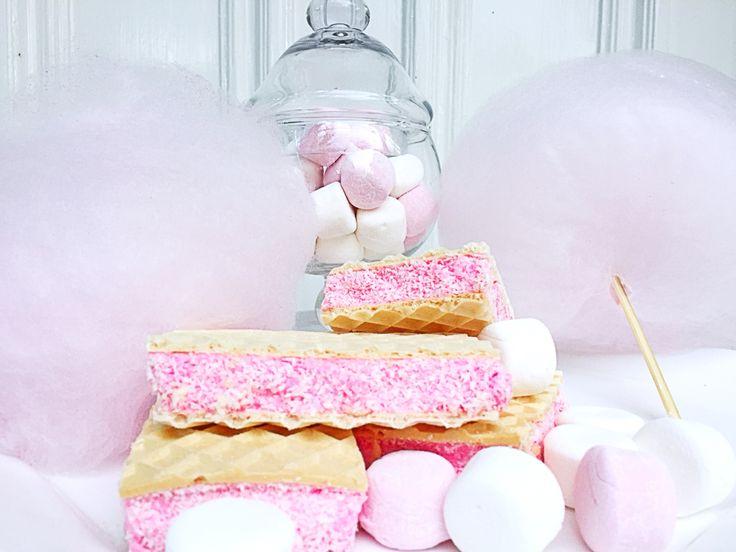 Our Marshmallow fairy floss
