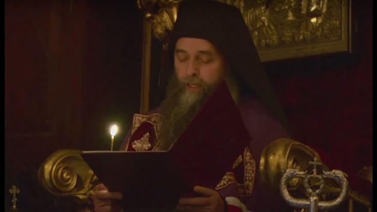 Фильм Царьграда: Новый игумен Пантелеимонова монастыря на Афоне архиманд...