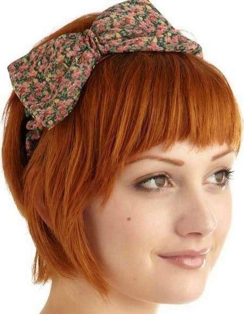 Cute Short To Medium Colored Hairstyles Medium