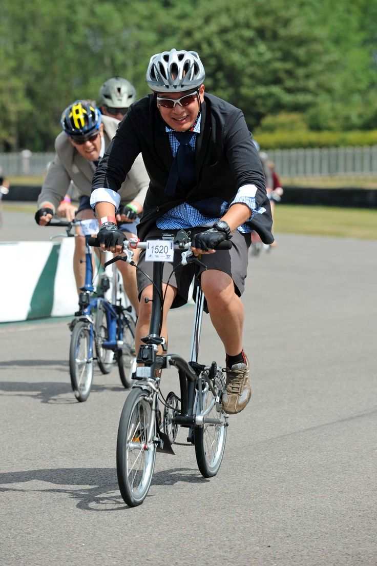 Brompton World Championships on my S2L-x