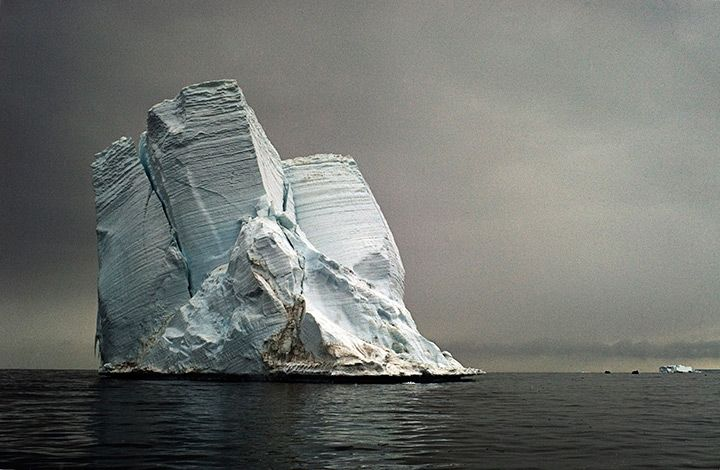Camille Seaman Photography--amazing icebergs and clouds!