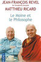 Détail de la couverture du «Moine et le philosophe» de Matthieu Ricard et Jean-François Revel